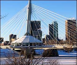 Manitoba Skyline