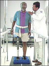 case study prosthetics