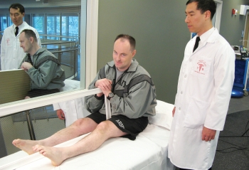 prothesis and inpatient rehab Below-knee amputation (bka) is a surgical procedure performed to remove the lower limb below the knee when that limb has been severely damaged or is diseased.
