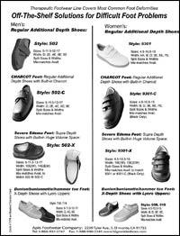 Apis Footwear Co | oandp.com - Orthotics & Prosthetics Info