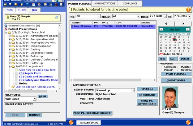 763f341bfef0 Under the Clinical Visit folder