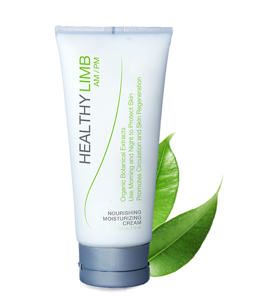 HealthyLimb AM/PM™ Moisturizing Cream