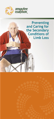 Preventing and Caring for the Secondary Conditions of Limb Loss (Spanish)