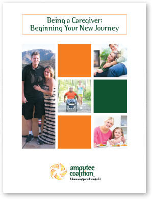 Being A Caregiver - Booklet