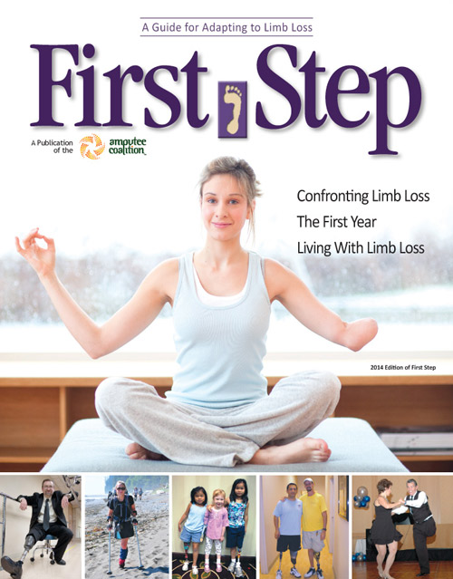 First Step - Vol. 7: A Guide for Adapting to Limb Loss