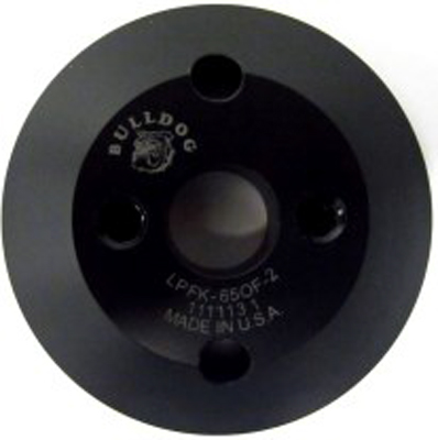 65mm Delrin Outer Former with 2 Additional Holes for Resin