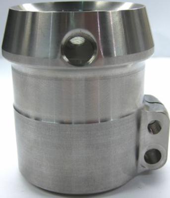 40mm Tube Clamp, Heavy Duty