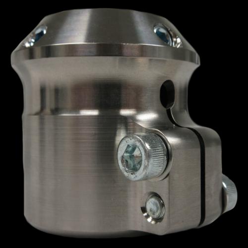 40mm Tube Clamp Female Adapter