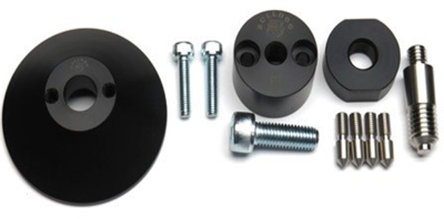 65 mm Standard Adult Lamination Conversion Kit for Dome Lock, Delrin Former and Nut