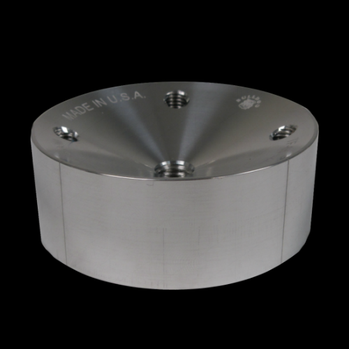 57mm Standard Pediatric Thermoforming Dummy, Aluminum