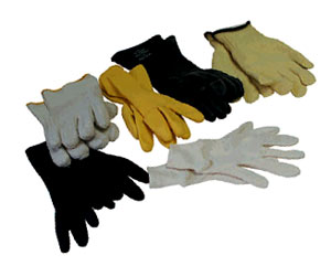 Heavy Duty Gloves, Terry Cloth