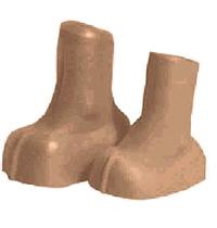 Endolite Cosmeses - Ankle Fairings To Suit Multiflex Foot/Ladies Multiflex