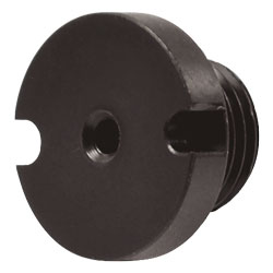 Pediatric Expulsion Valve Housing (Black)