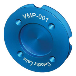 Mounting Plate Standard (blue, Low Profile)