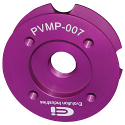 Pediatric Mounting Plate for Valve Kits