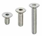 Flat Head Socket Cap Bolt